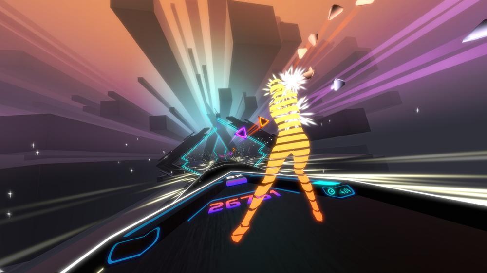 Audio Trip Tanz-VR erscheint auf Oculus Quest