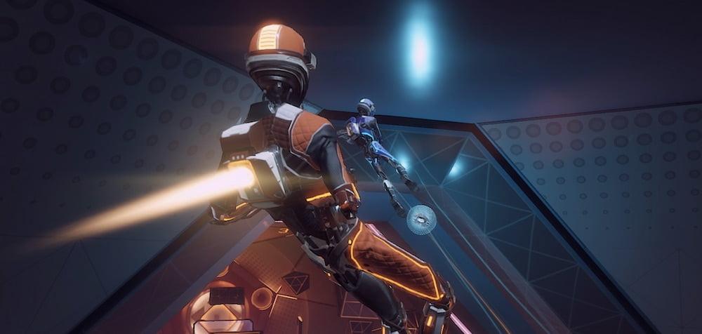 Das hoch gehandelte Quest-Spiel Echo VR startet demnächst in eine offene Beta.