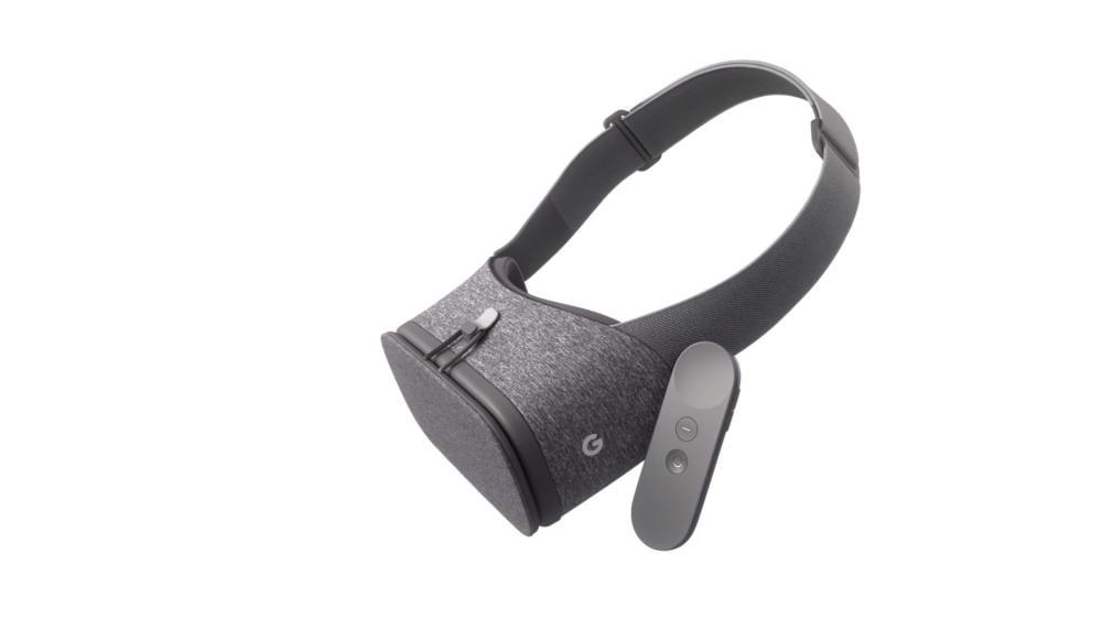 Die Smartphone-VR-Brille Google Daydream