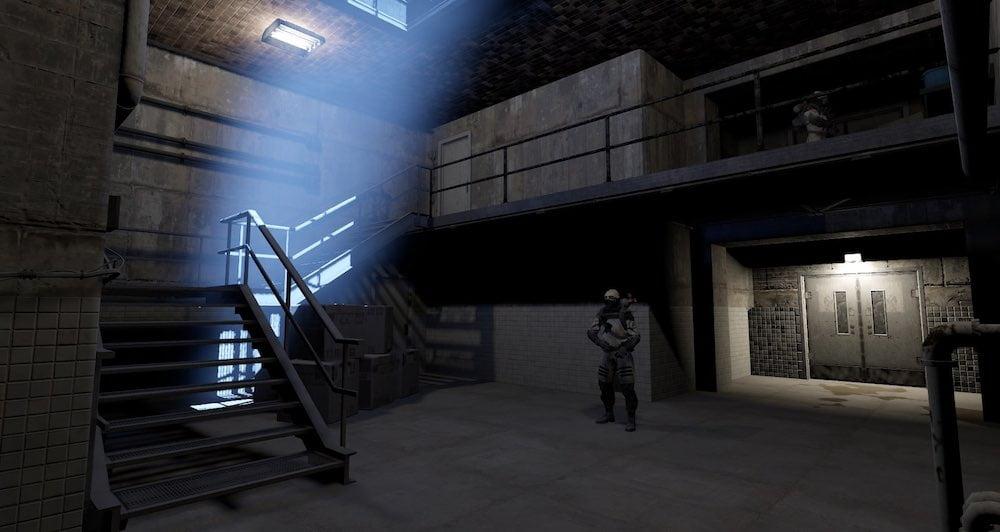 Goldeneye Facility Alyx-Mod