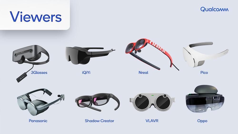 Qualcomm egt seine Vision für autarke und Smartphone-gebundene XR-Brillen der kommenden Jahre dar.