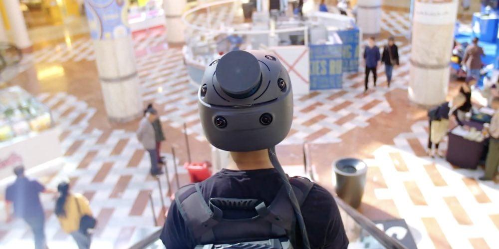 Mit diesem Helm 3D-scannt ihr die Welt im Vorbeigehen