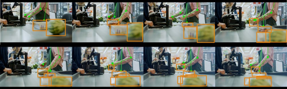 Sonys Sensor kann simple Bildanalyse-KIs lokal laufen lassen. Bild: Sony