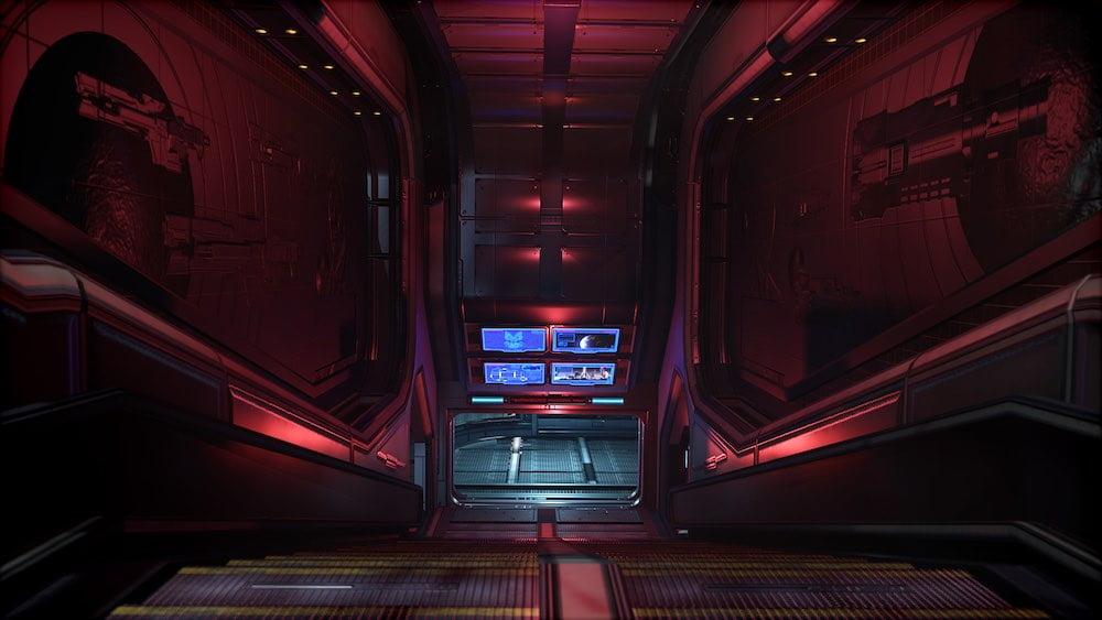 Spaceport Alyx Mod