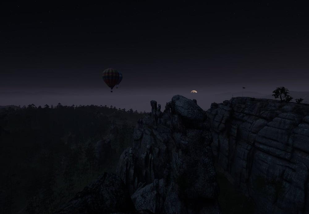 Zen Universe bietet VR-Reisen in die Festung Belogradchik und auf den Olymp. Weitere sollen folgen.