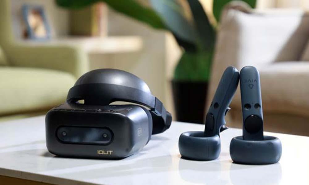 VR-Brille Iqut 2Pro: Oculus Quest aus China?