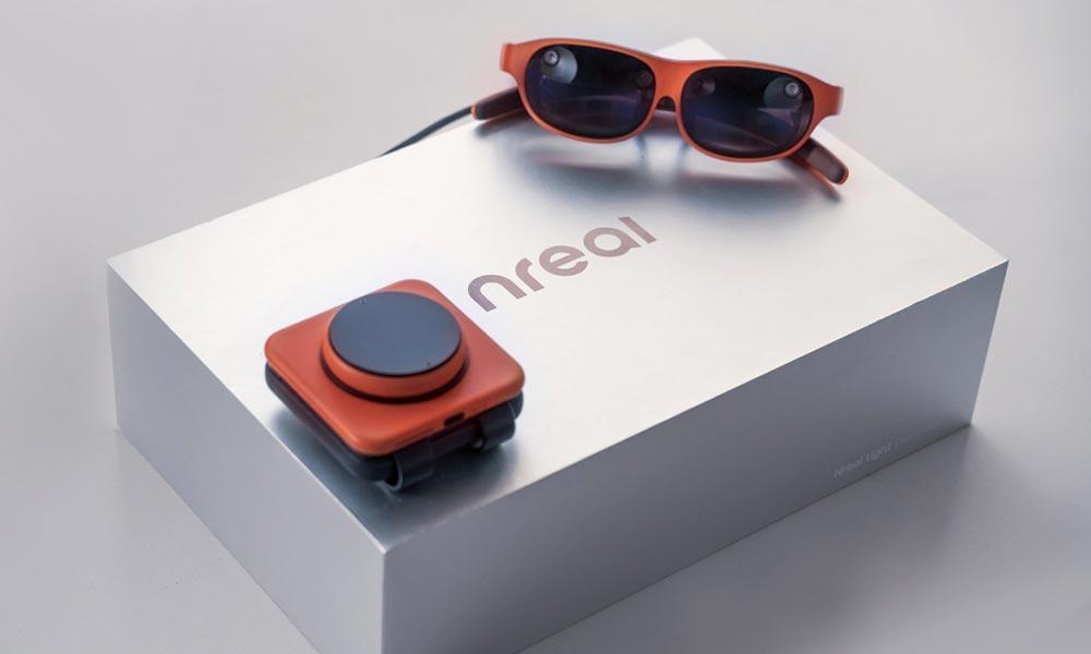 Nreals AR-Brille Light könnte Corona zum Trotz noch in diesem Jahr auf den Markt kommen.
