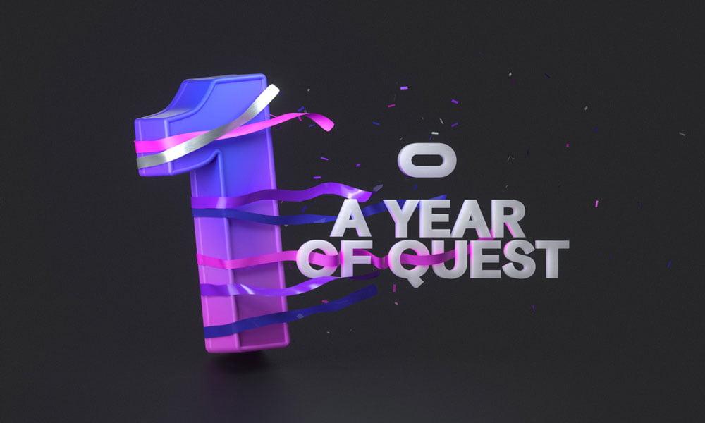 Oculus Quest erweist sich als Facebooks bislang erfolgreichste VR-Brille.