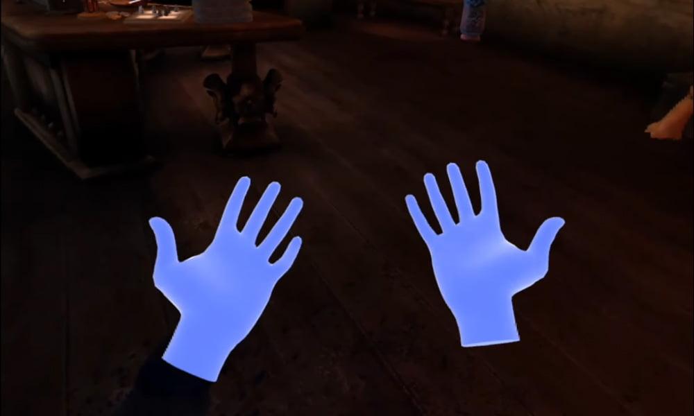 Zwei Entwicklerstudios wollen VR-Spiele mit Handtracking anbieten. Grünes Licht von Oculus dürfte bald kommen.