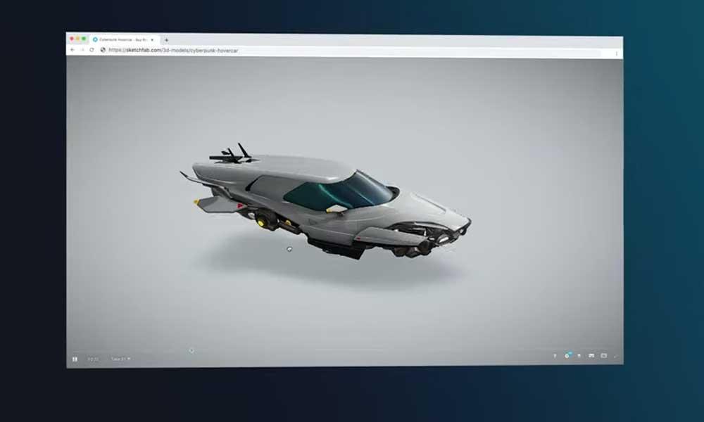 Sketchfab will Unternehmen das kollaborative Arbeiten an 3D-Modellen erleichtern.