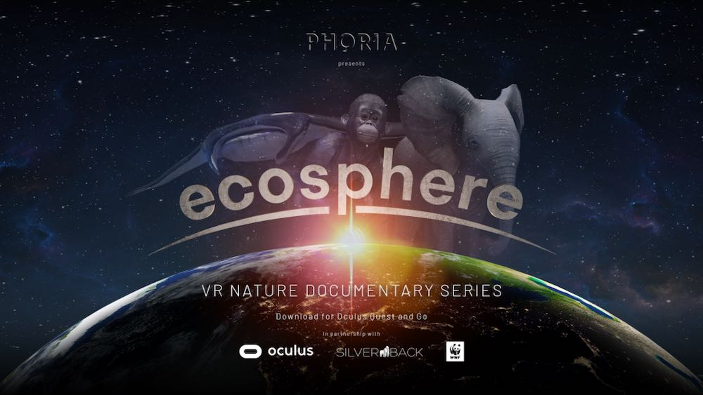 Die Naturdoku Ecosphere entführt VR-Nutzer an einige der wildesten Orte des Planeten.