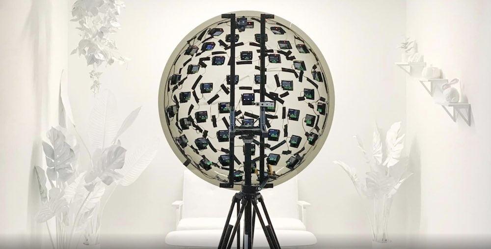 Google-Forscher fanden eine Möglichkeit, 3D-Videos in guter Qualität aufzuzeichnen und wiederzugeben.