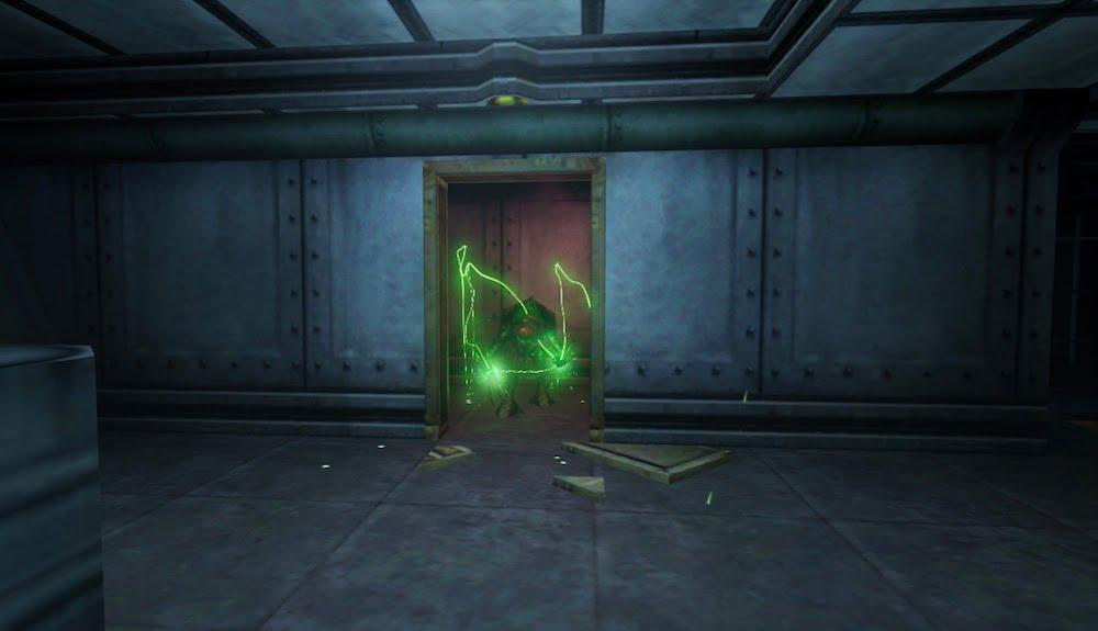 Half Life Source 2 Alyx Mod_Vortigaunt greift an