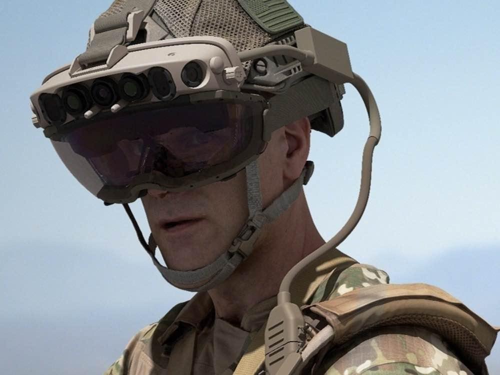IVAS, so der Name der Militär-Version der Hololens 2 soll rechtzeitig ausgeliefert werden.