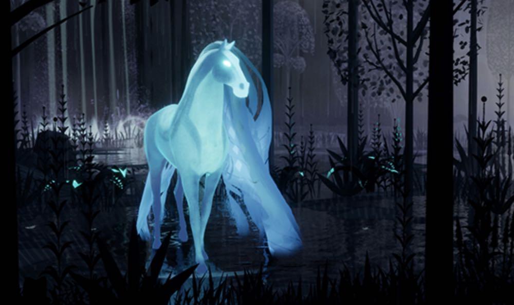 Disneys VR-Film Myth: A Frozen Tale erscheint exklusiv für Oculus Quest.