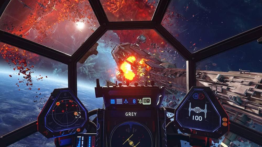 In einem Interview erzählt Ian Frazier, warum das Spiel von Anfang für VR mitentwickelt wurde.