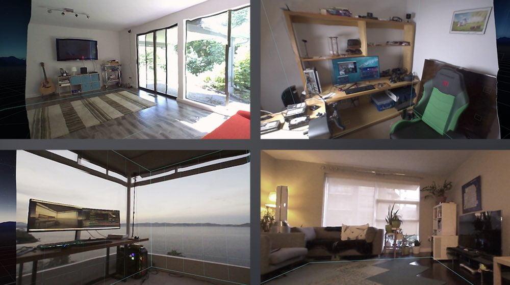 """Valve Index bietet jetzt einen stereoskopischen Durchsichtmodus namens """"Room View 3D""""."""