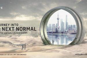 Was kommt nach der neuen Normalität während der Corona-Pandemie? HTC hat offenbar eine Idee - und plant für Mitte Juni ein Launch Event.