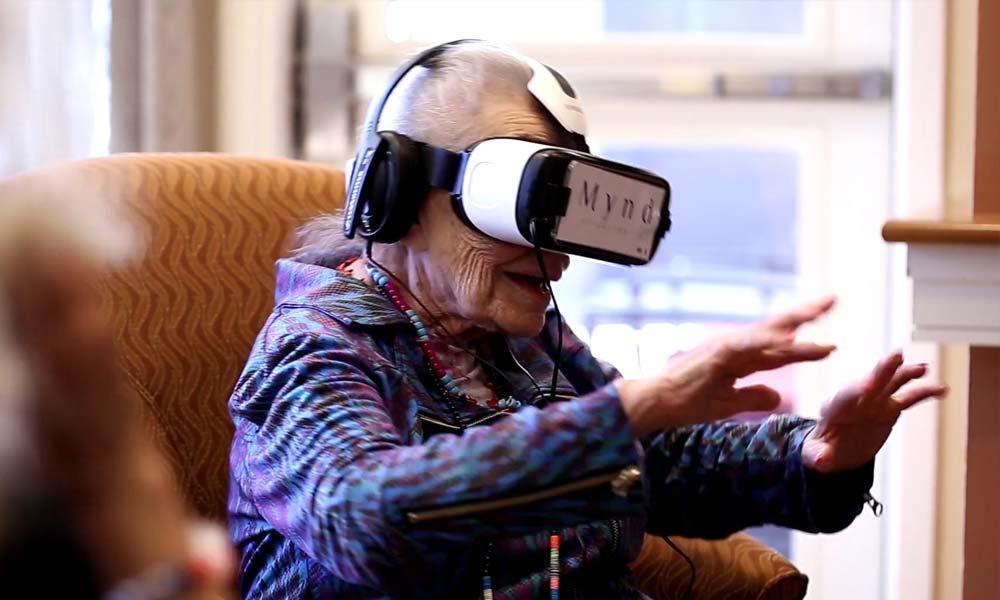 Virtual Reality für Senioren: Virtuelle Ausflüge und Treffen