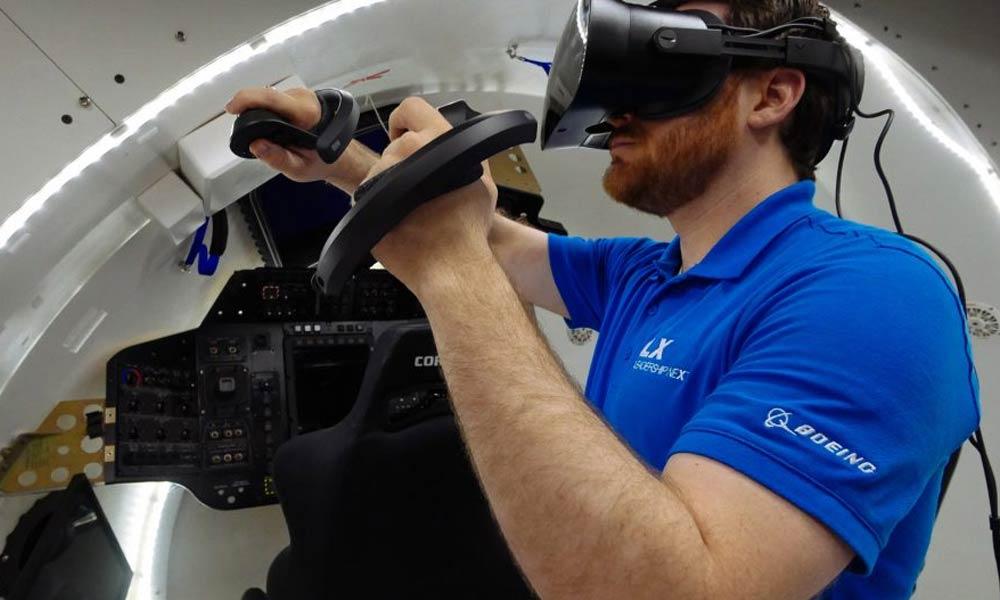 Im Rahmen einer Partnerschaft mit Varjo VR will Boeing seine Astronauten ideal auf die Herausforderungen einer anstehenden Weltraummission vorbereiten.