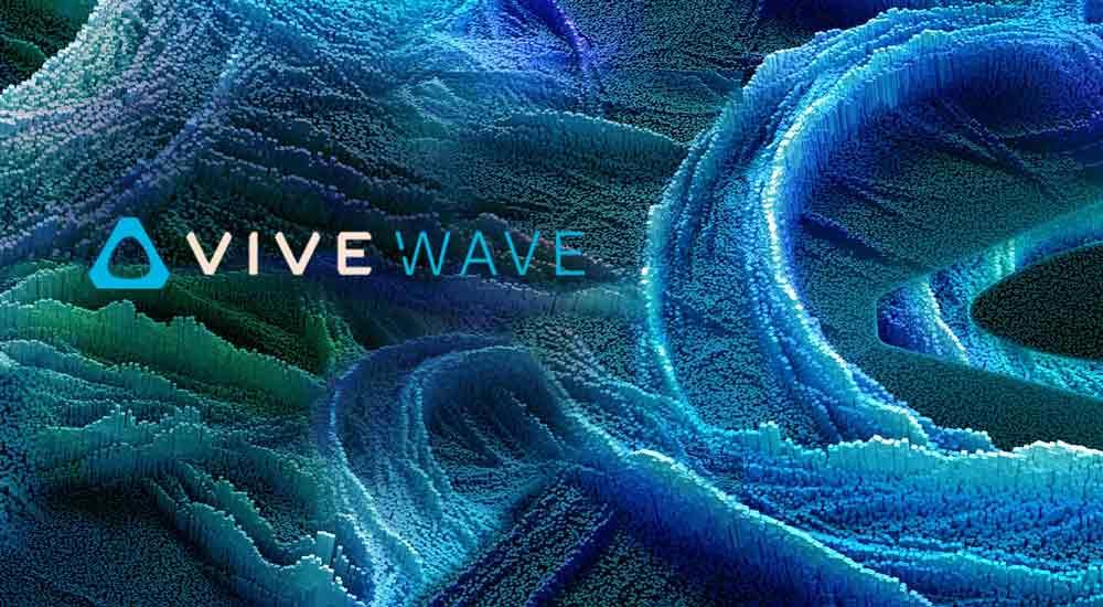HTCs Programmierschnittstelle Vive Wave läuft zukünftig auf Qualcomm-Brillen.