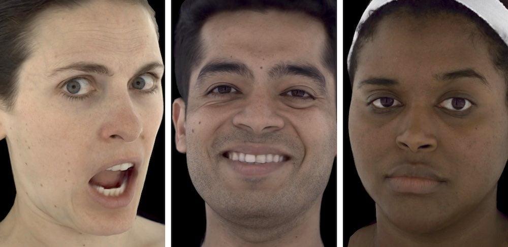 Facebook-Forscher arbeiten an realistischen Augen für Avatare. Nun haben sie das Problem gelöst.
