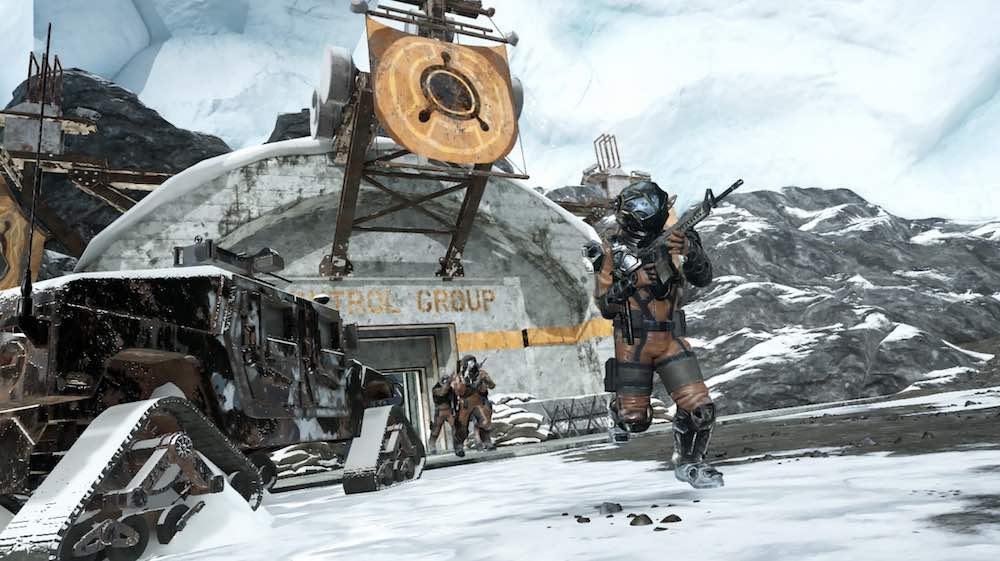 Frostpoint-Spieler blasen zum Angriff