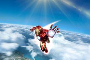 Am 3. Juli erscheint Iron Man VR für Playstation VR. Nun ist der Launch Trailer erschienen.