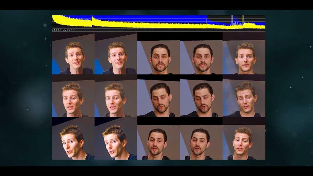 Ihr habt ein YouTube-Imperium aufgebaut , aber keine Lust mehr, vor der Kamera zu stehen? Der YouTuber Linus testet, ob Deepfakes eine Lösung sind. | Bild: Screenshot YouTube