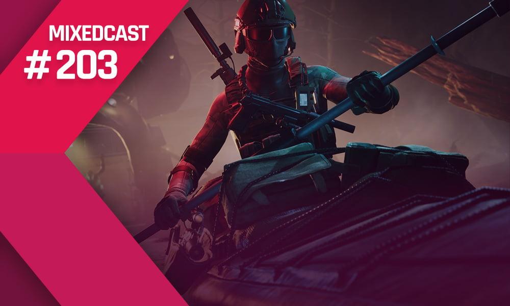 MIXEDCAST #203: VR-Gaming Stand der Dinge
