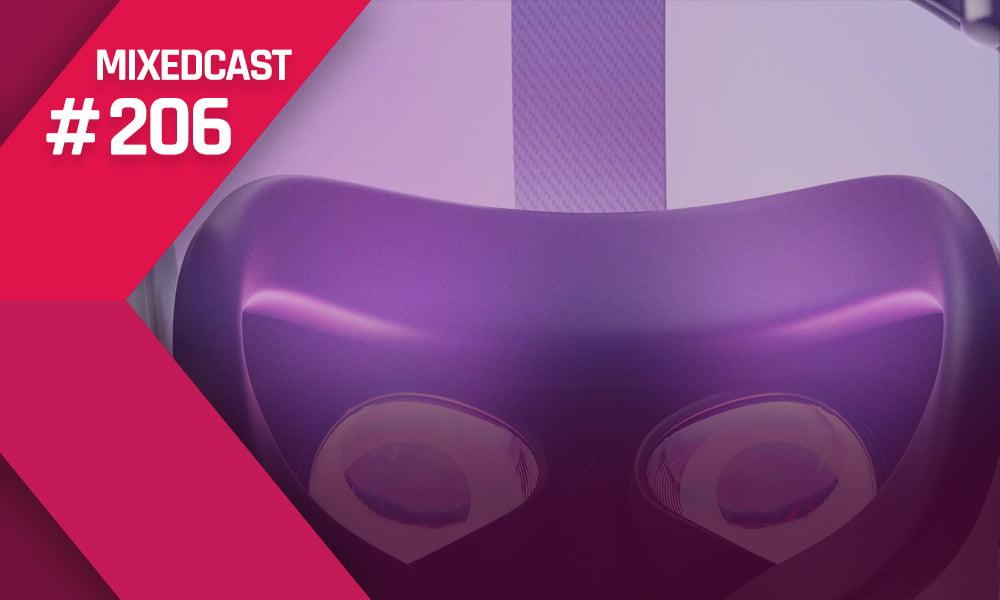 | MIXEDCAST teaser Oculus Quest 2020