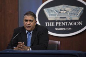Silicon-Valley-Veteran Nand Mulchandani ist der neue KI-Chef des Pentagons. Er spricht über den geänderten Fokus seiner Behörde, Killerroboter und KI in China.