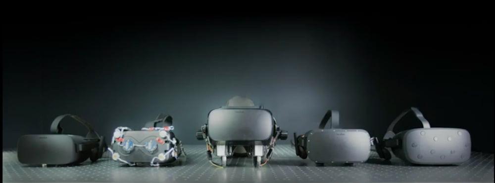 Douglan Lanman erklärt in einem Vortrag, wie sein Team ein grundlegendes Problem der VR-Optik löste.
