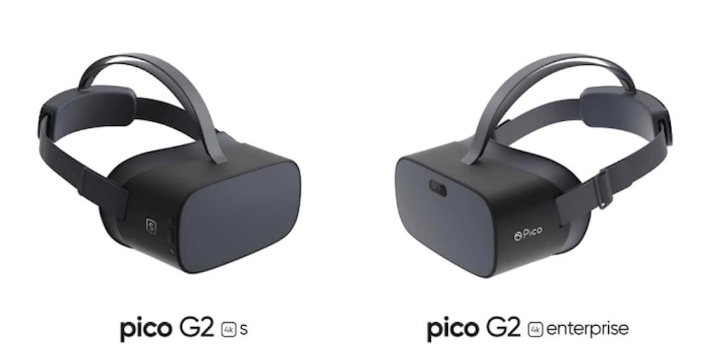 Pico G2 4K S Enterprise