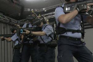 VR-Training: So übt die Schweizer Polizei für den Ernstfall