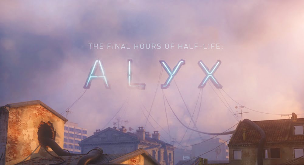 The Final Hours of Half Life Alyx