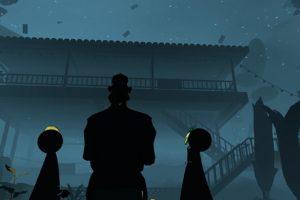 Echter Schauspieler mit echten Zuschauern in VR in The Under Presents: Tempest