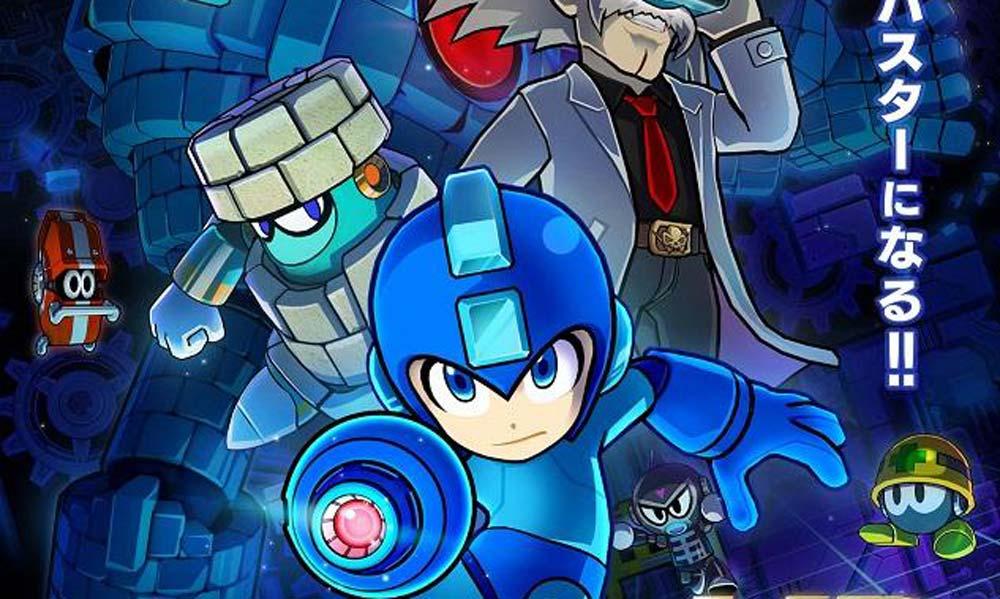 Capcom bringt Mega Man in die VR-Spielhalle