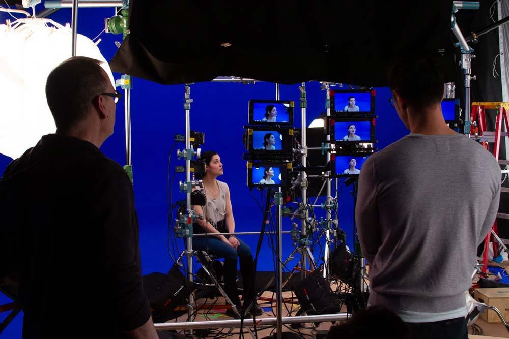 Das Fotomaterial für das KI-Training erstellten die Dokumentarfilmer in Eigenregie. | Bild: HBO