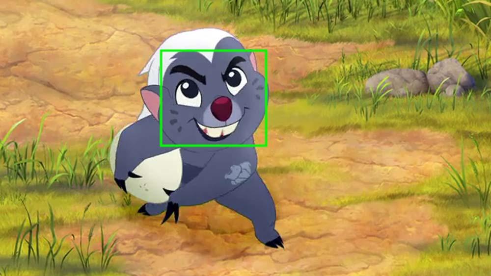 Disney trainiert KI-Gesichtserkennung für Comicfiguren