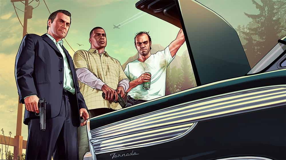 Neues VR-Spiel von Rockstar Games in Arbeit