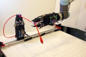 | roboterhand fuer kabel