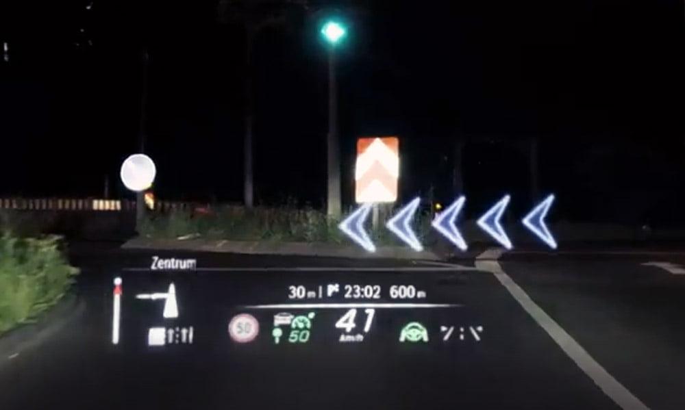 Wie im Videospiel: Mercedes zeigt neues AR-HUD