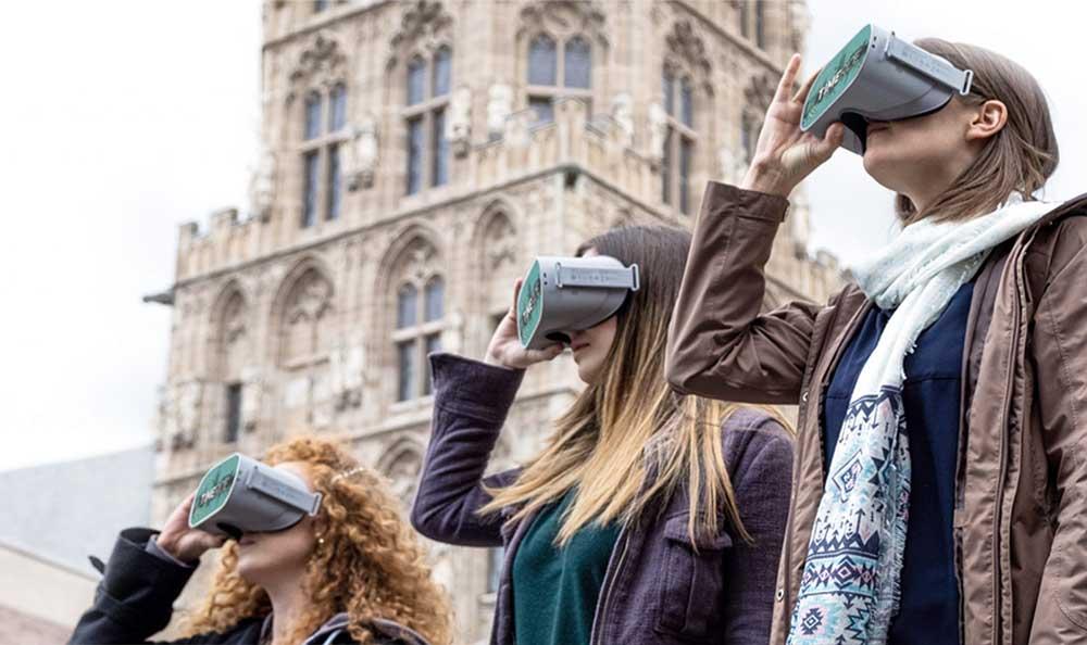 In Köln gibt es jetzt VR-Stadtführungen