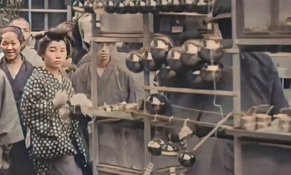 KI-Upscaling: So habt ihr das historische Tokio noch nie gesehen