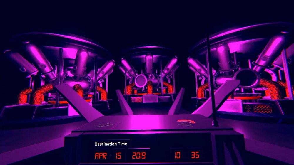 Virtuelle Zeitmaschine von Lucas Builds The Future