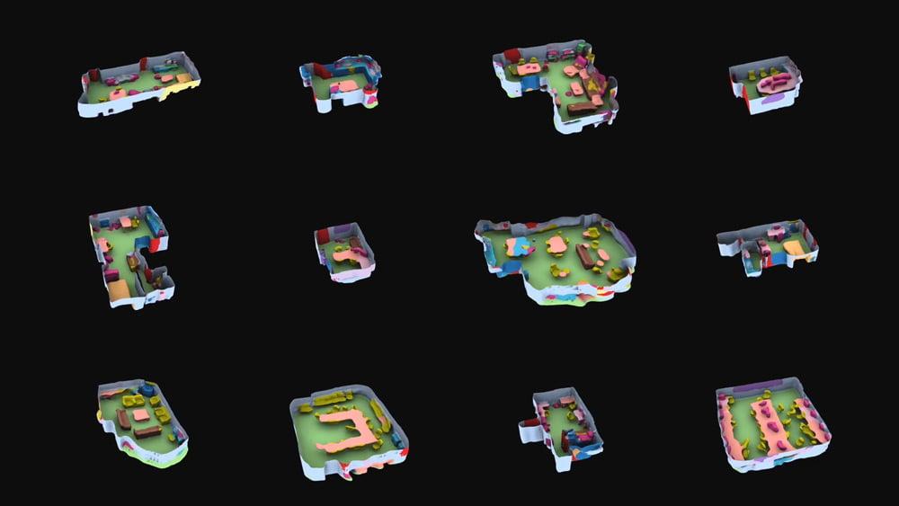 Atlas: KI-basierte 3D-Rekonstruktion mit nur einer Kamera