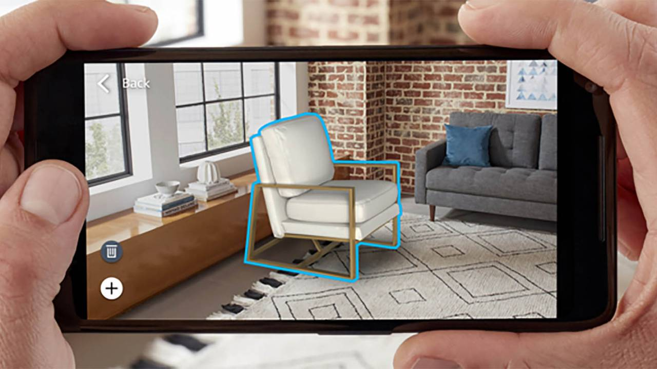 Room Decorator: Amazon rollt neue AR-Funktion aus
