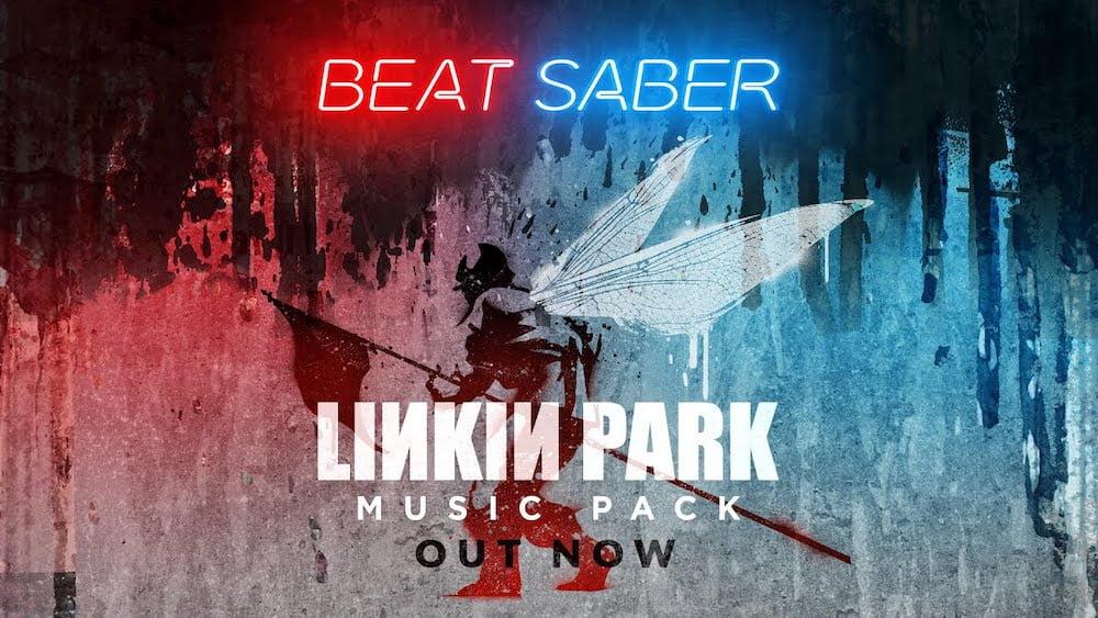 Das bislang größte Beat Saber-Songpaket von Linkin Park macht Rockfans Freude.