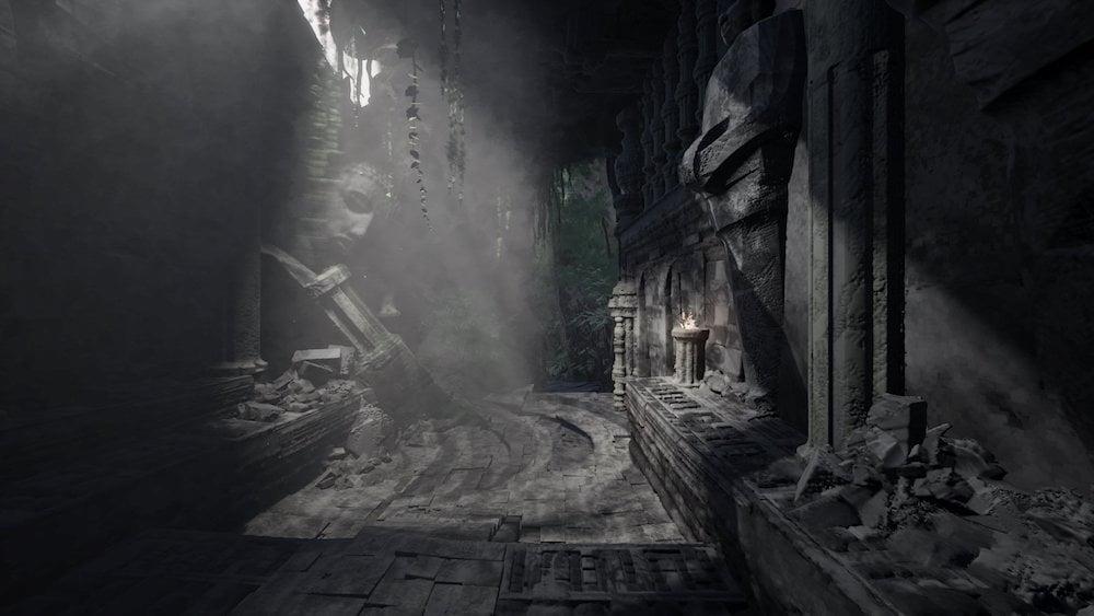 | Dreams VR Jungle Bill Lichteffekte